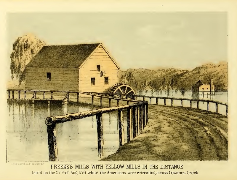 Freeke's Tidal Mill