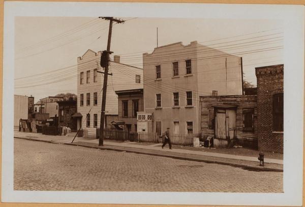 Columbia Street & Bush Street