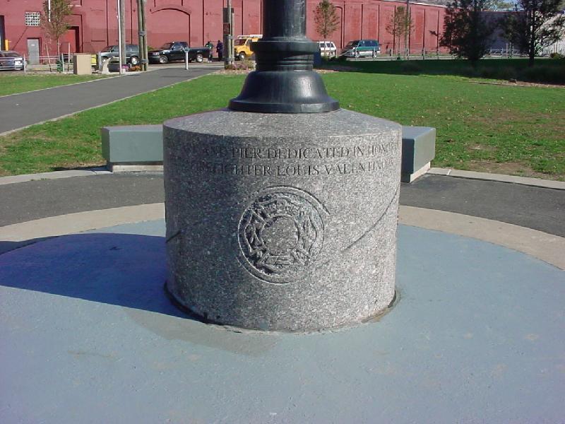 Louis Valentino, Jr. Memorial