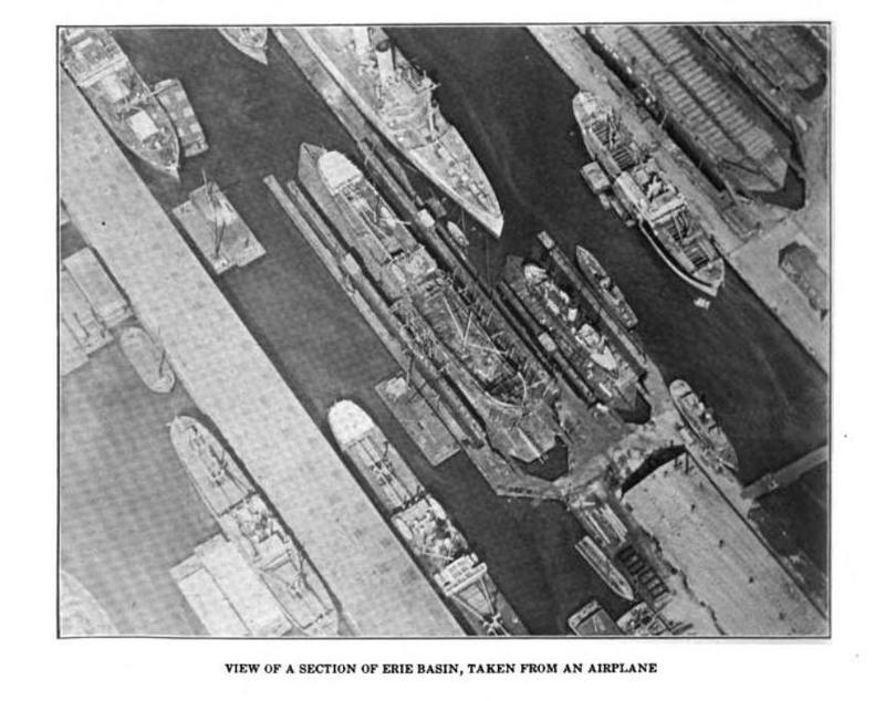Source: Port of New York Annual Report, 1920