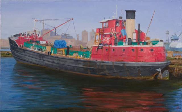 "MARY WHALEN @Brooklyn Navy Yard, Pier D 2008 by Talese Pamela.&nbsp;<a href=""http://www.pamelatalese.com/"" target=""_blank"">http://www.pamelatalese.com/</a>"