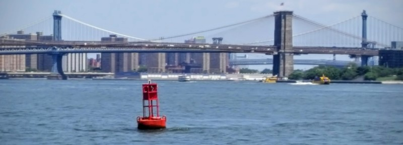 Deep Water Channel Lighted Buoy 2