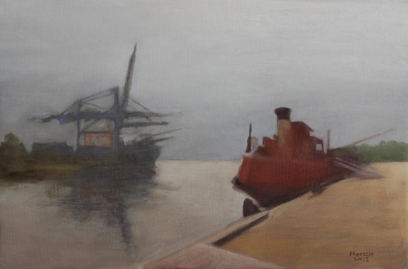 Mary Whalen - Overcast Sky