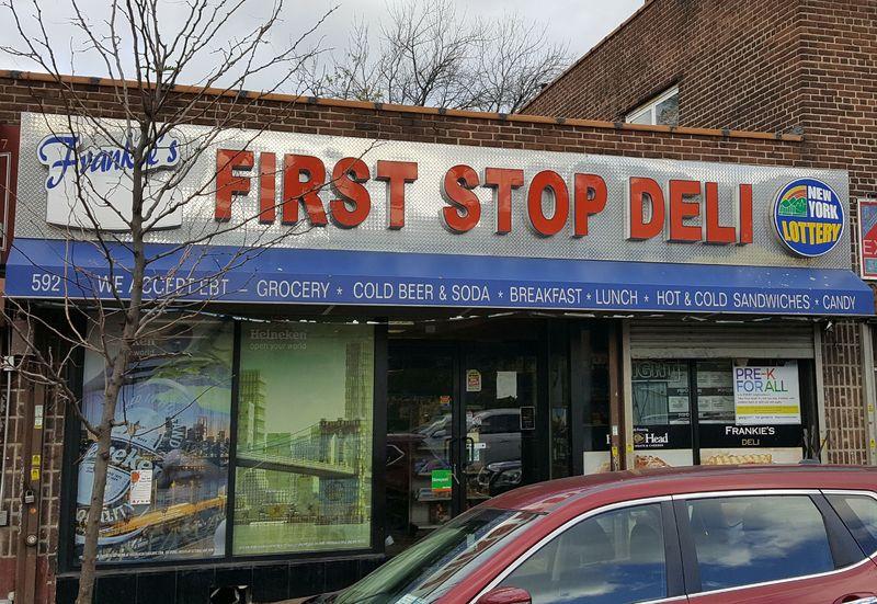 Frankie's First Stop Deli