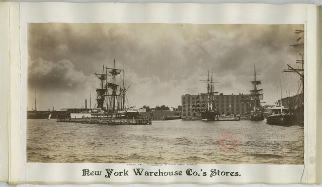 New York Warehouse Co's Stores