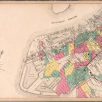 Sheet 5: Map encompassing Red Hook, Cobble Hill, Carroll Gardens and Gowanus Canal